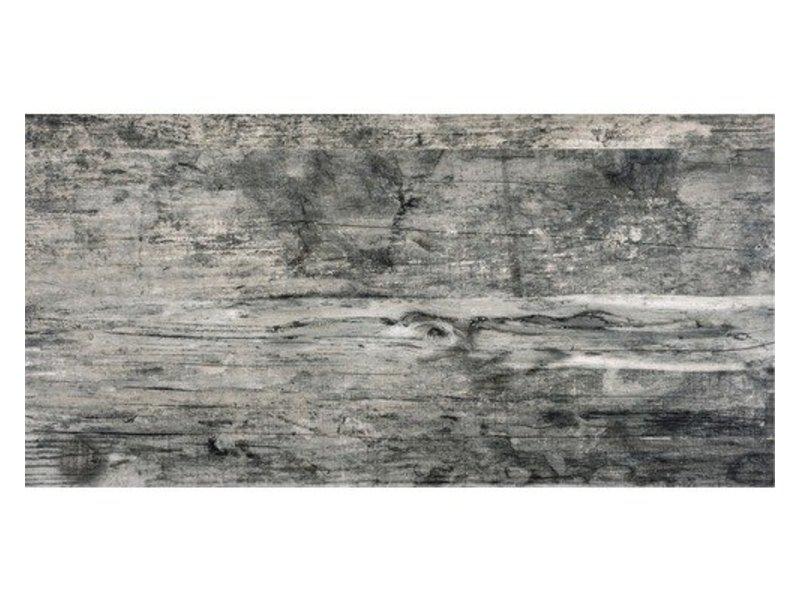 Bodenfliese Goose Braun Feinsteinzeug glasiert matt - 30 cm x 60 cm x 0,9 cm