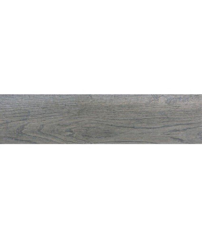 Bodenfliese Oregon Gery Feinsteinzeug matt - 15 cm x 60 cm x 0,9 cm