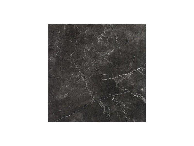 Bodenfliese  Premium Marble Anthracita glasiert - 60 cm x 60 cm x 0,9 cm