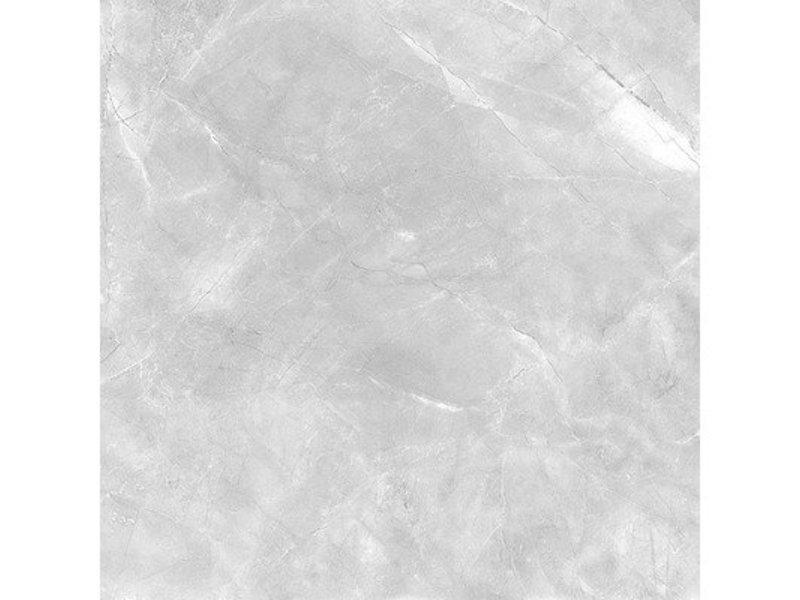 Bodenfliese Premium Marble Brescia glasiert - 90 cm x 90 cm x 1,15