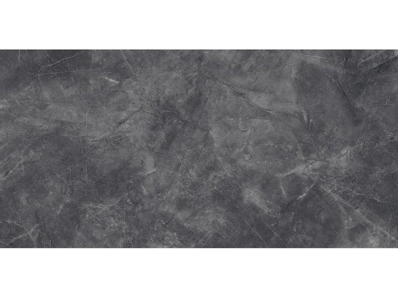 Bodenfliese Premium Marmoreal Messina Schwarz Poliert - 60 cm x 120 cm x 0,9 cm