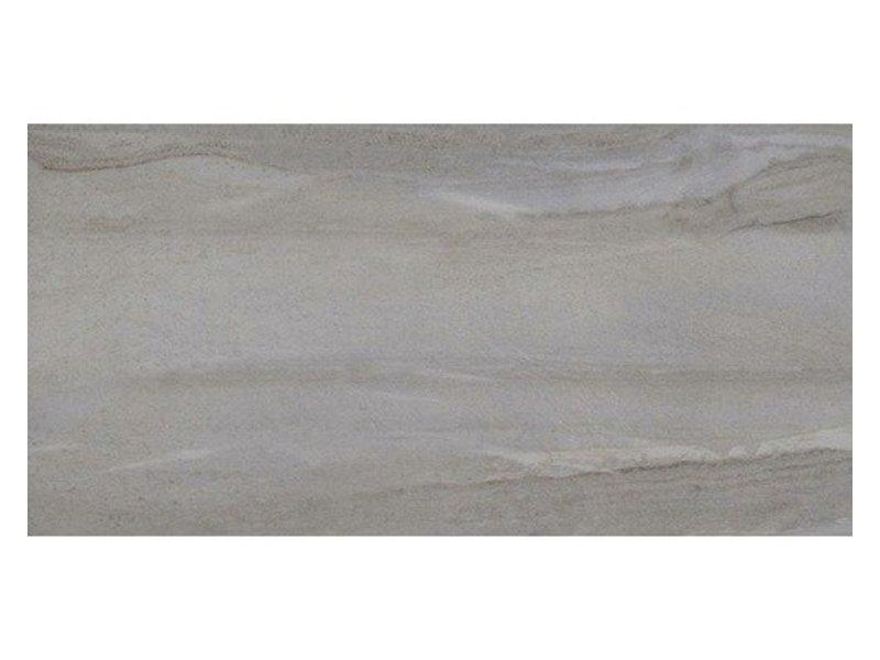 Bodenfliese Sahara Grey Feinsteinzeug glasiert lappato - 30 cm x 60 cm x 1 cm