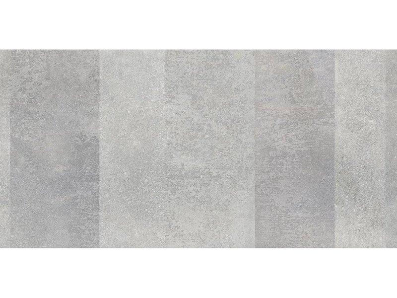 Bodenfliese Step Grey glasiert lappato - 60 cm x 120 cm x 1,1 cm