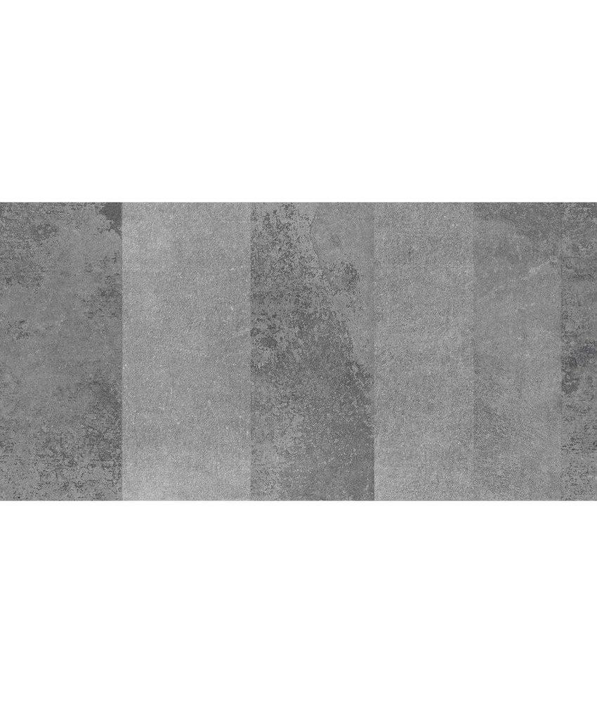 Bodenfliese Zep Anthrazite  glasiert lappato - 59,5 x 119,5 x 1,1cm