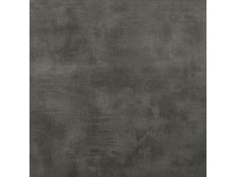 Bodenfliese Streetline Graphit Feinsteinzeug glasiert matt - 60 cm x 60 cm x  1 cm