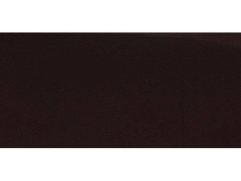 Bodenfliese Uni Schwarz Feinsteinzeug poliert - 30 cm x 60 cm x 1 cm
