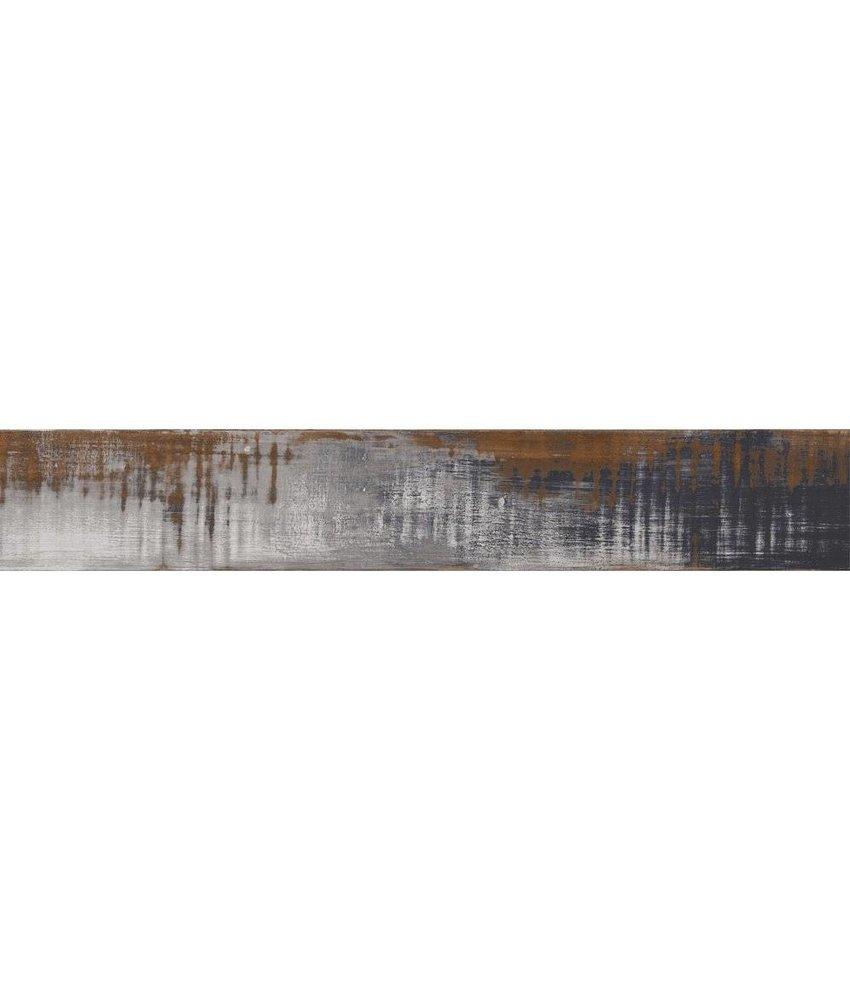Bodenfliese Ocean Feinsteinzeug glasiert matt - 20 cm x 120 cm x 1,1 cm