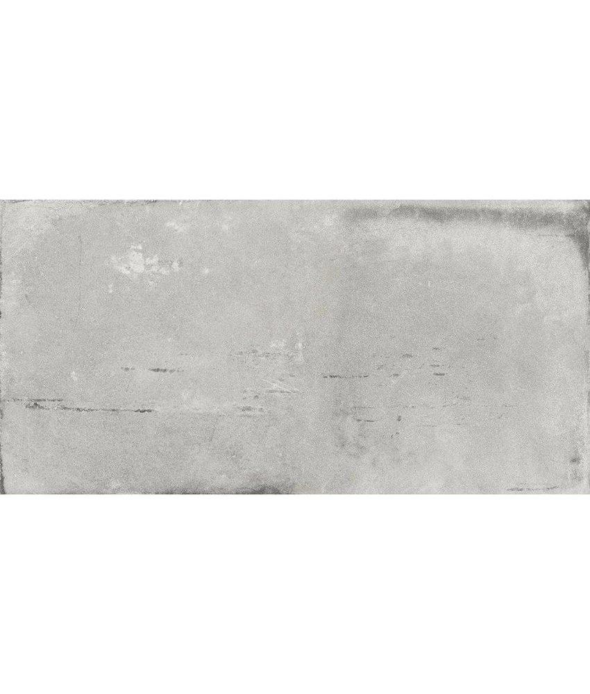Fliese Varese Cenere Feinsteinzeug glasiert matt - 60 cm x 120 cm x 1,3
