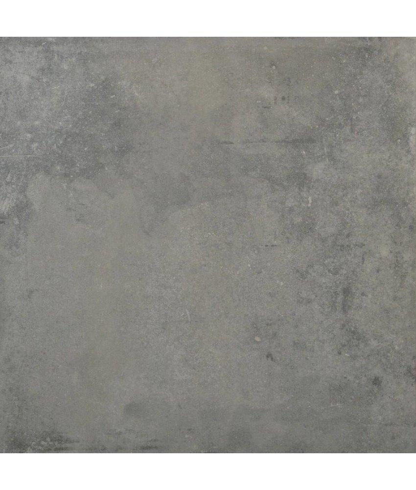 Fliese Varese Grigio Feinsteinzeug glasiert matt - 60 cm x 60 cm x 1 cm