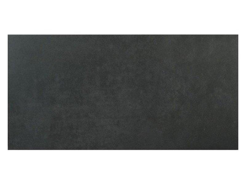 Bodenfliese Sion Anthrazit glasiert matt - 30,5 cm x 60,5 cm x 0,9 cm