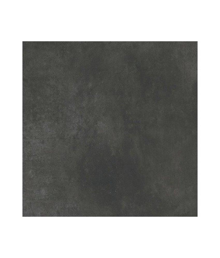 Bodenfliese Sion Anthrazit glasiert matt - 60 cm x 60 cm x 0,95 cm