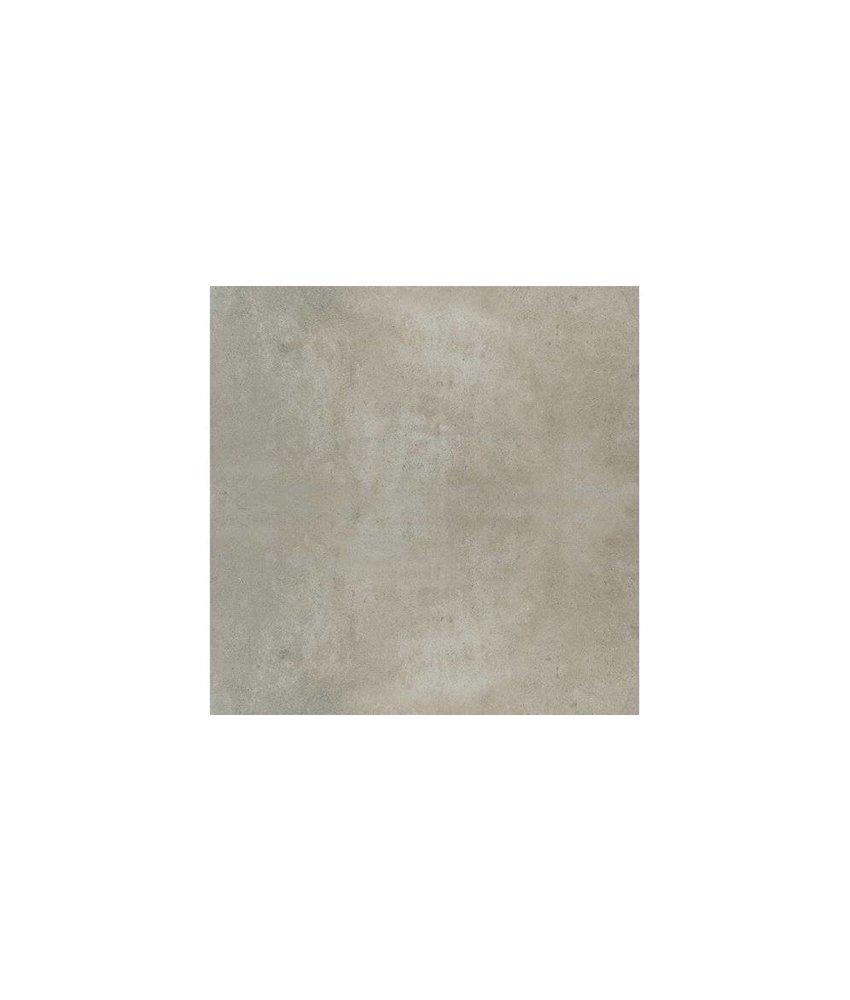 Bodenfliese Vision Grau glasiert matt - 60 cm x 60 cm x 0,95 cm