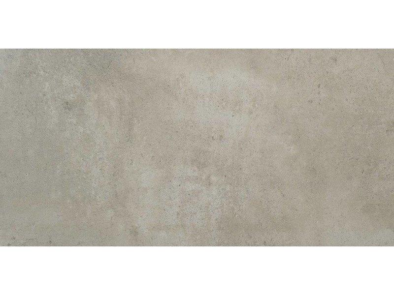 Bodenfliese Sion Grau glasiert matt - 120 cm x 120 cm x  0,8 cm