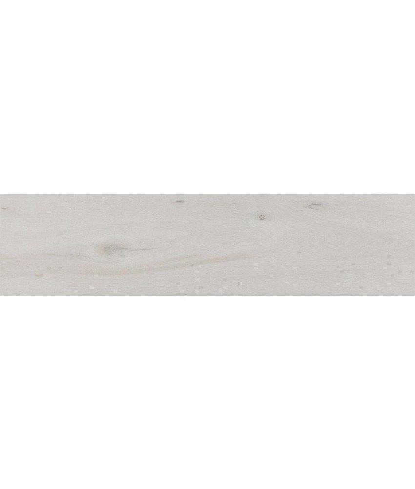Bodenfliese Mood Beige Feinsteinzeug glasiert matt - 25 cm x 100 cm x  0,8 cm