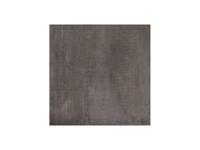 Bodenfliese York Graphit Feinsteinzeug glasiert matt - 45 cm x 90 cm x 1 cm