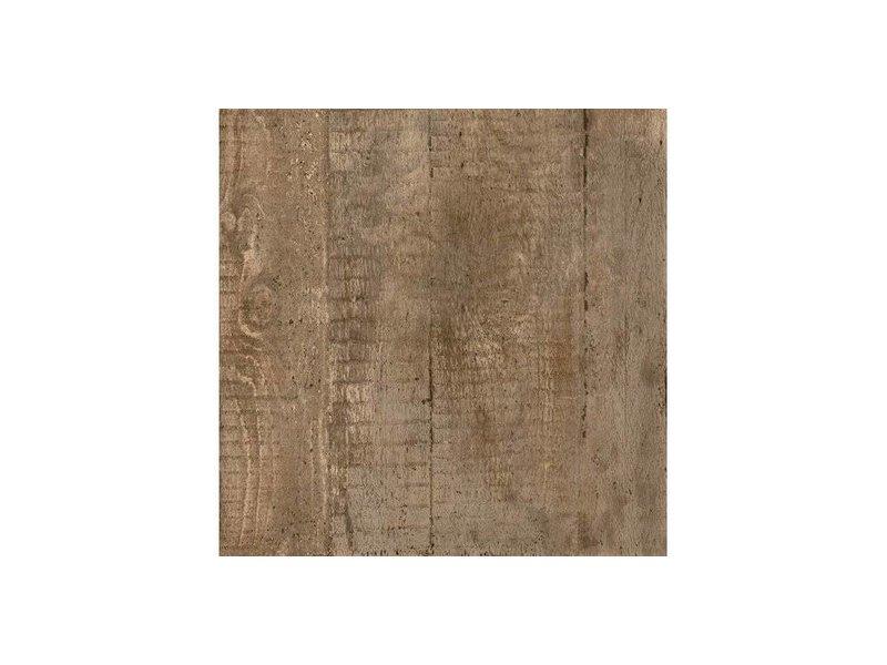 Bodenfliese Jorc Braun Feinsteinzeug glasiert matt - 45 cm x 90 cm x 1 cm