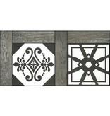 Bodenfliese Retro Da Vinci  Feinsteinzeug matt - 30 cm x 60 cm x 1 cm