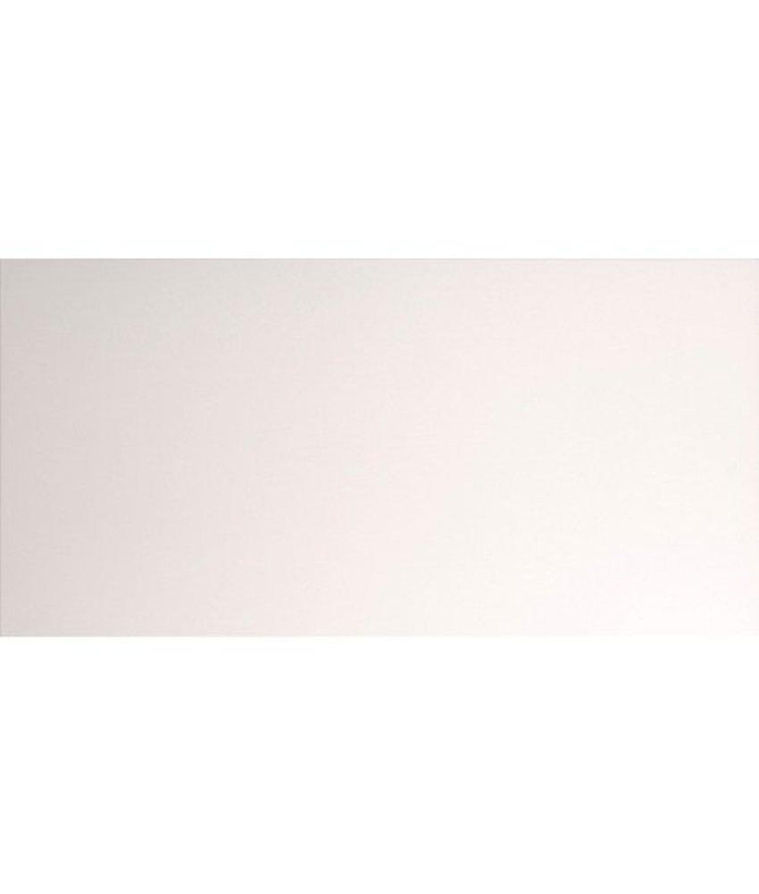 Wandfliese Alaska Weiß Uni matt - 30 cm x 80 cm x 0,90 cm