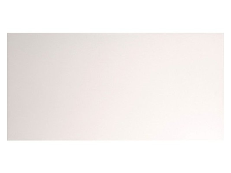 Wandfliese Alaska Weiß Uni matt - 30 cm x 90 cm x 1,15 cm