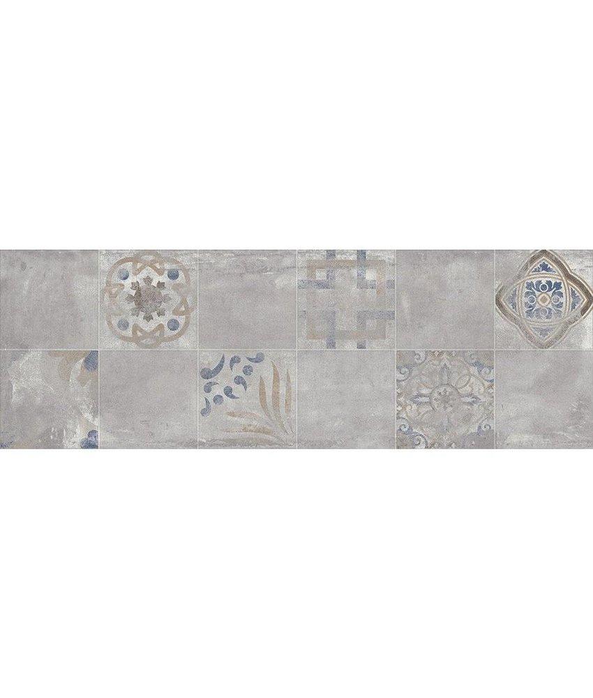 Wandfliese Home Ceniza Dekor  matt - 25 cm x 75 cm x 0,9 cm