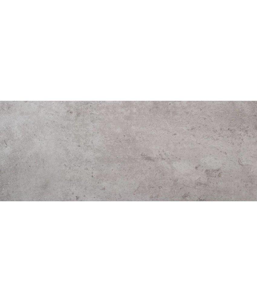 Wandfliese Madrid Light Grey poliert - 30 cm x 75 cm x 1 cm