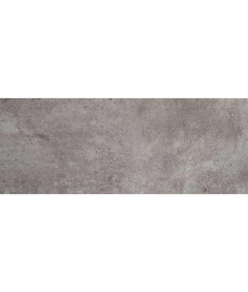 Wandfliese Madrid Dark Grey poliert - 30 cm x 75 cm x 1 cm