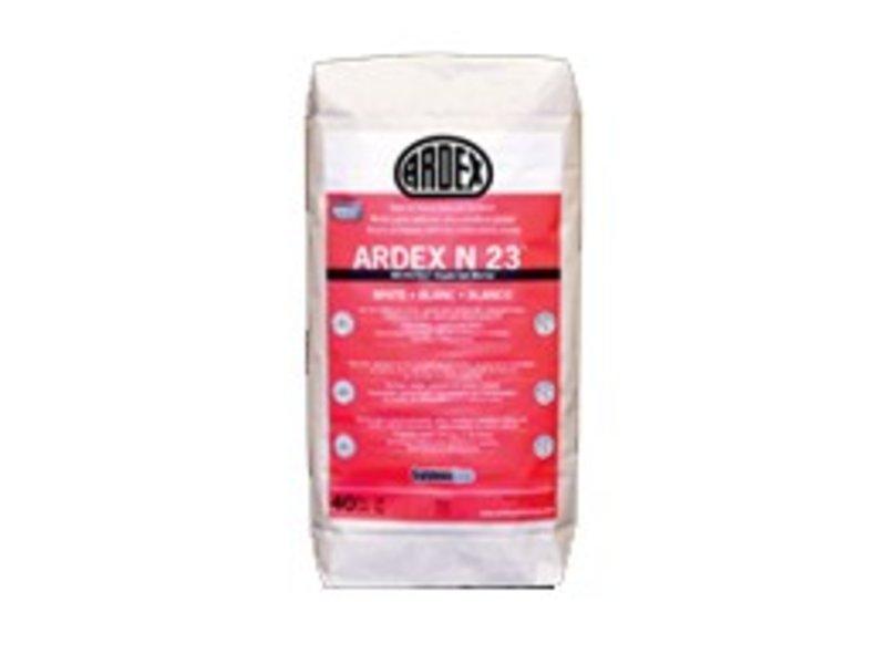 ARDEX N 23 – MICROTEX Naturstein- und Fliesenkleber (25 Kg)