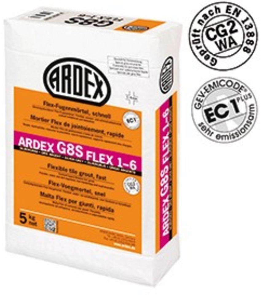 G6 Flex 1-6 – Flex-Fugenmörtel