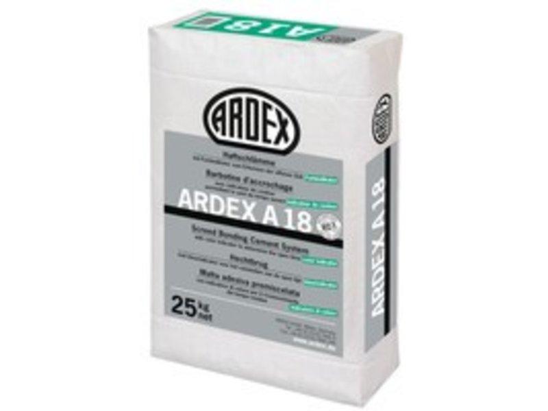 ARDEX A 18 – Haftschlämme (25 Kg)