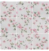 BÄRWOLF BÄRWOLF Ambience Spatolato Blossom Rose Random Mix - 13 cm x 13 cm