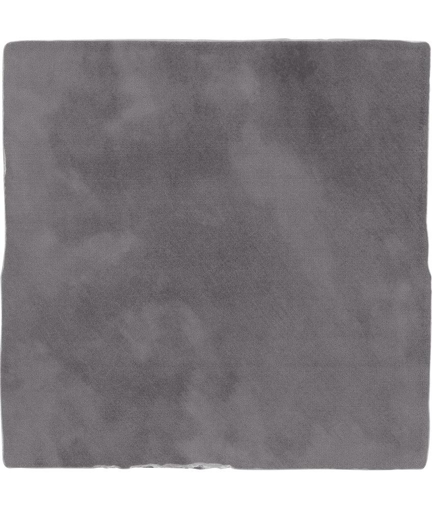 BÄRWOLF Ambience Spatolato Wall Smoke - 13 cm x 13 cm