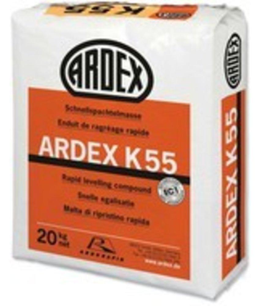 K 55 – Schnellspachtelmasse (20 Kg)