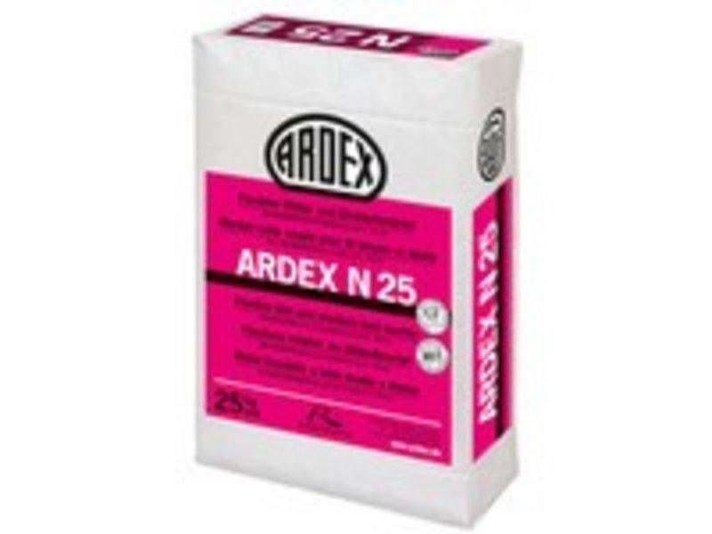 ARDEX N 25 – Flexibler Mittel- und Dickbettmörtel (25 Kg)