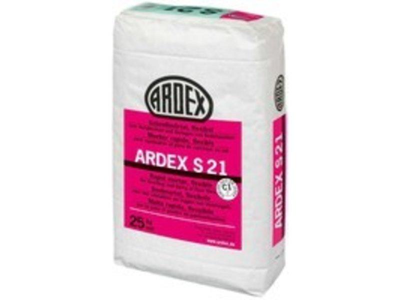 ARDEX S 21 – Schnellmörtel (25 Kg)