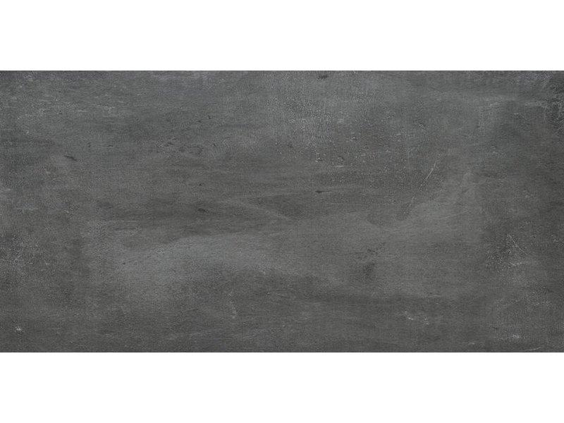 RAK Ceramics Bodenfliese Cementina anthracite - 30x60 cm