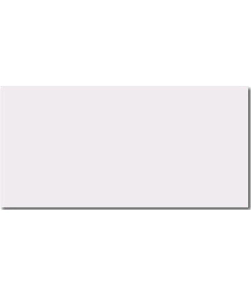 Wandfliese Sensation white shiny - 20x50 cm