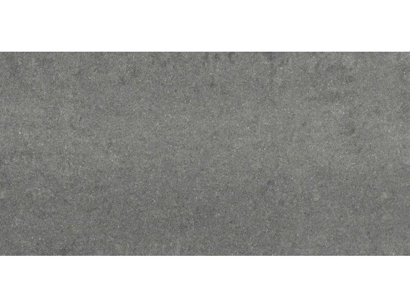 RAK Ceramics Feinsteinzeugfliese Gems anthracite matt - 30x60 cm