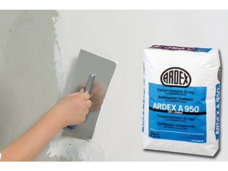 ARDEX A 950 – Flexspachtel, grau (25 Kg)