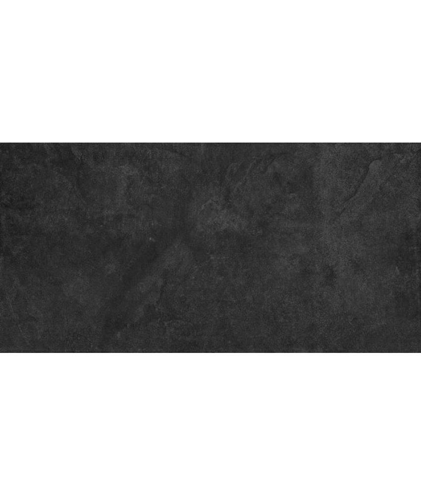 Bodenfliese Tigris TIG835 schwarz, Abrieb 4 / R9 - 30x60 cm