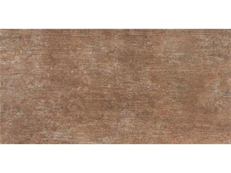 NORD CERAM Bodenfliese Fossil-Wood FSW838 marone, rektifziert / R10 - 30x60 cm