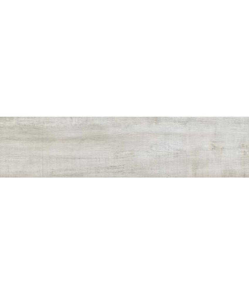 Bodenfliese Gate GTE561 weiß, rektifziert / R10 - 22x90 cm