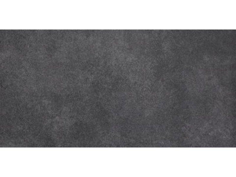 NORD CERAM Bodenfliese Gent GET935 anthrazit, rektifziert / R10 - 30x60 cm