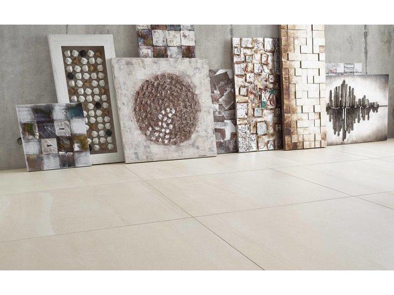 NORD CERAM Bodenfliese Tecno-Stone TST452 Beige, rektifziert / R10 - 60x120 cm