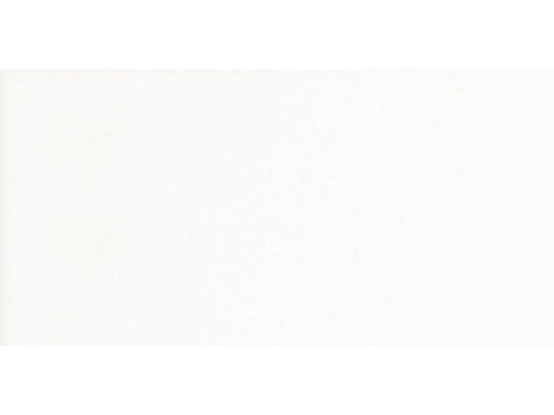McTile Wandfliesen Caldero 2040011S Weiß Matt - 20x40 cm