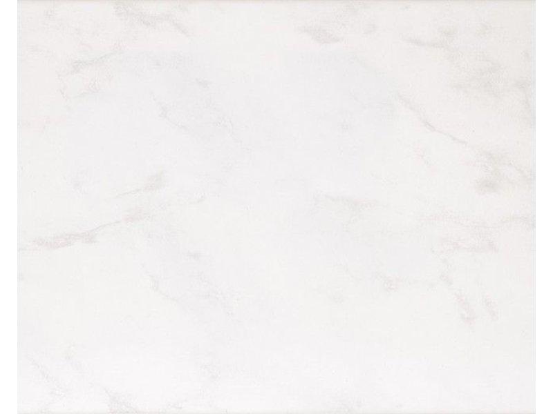 McTile Wandfliesen Faenza 2025175M Grau marmoriert, glänzend - 20x25 cm