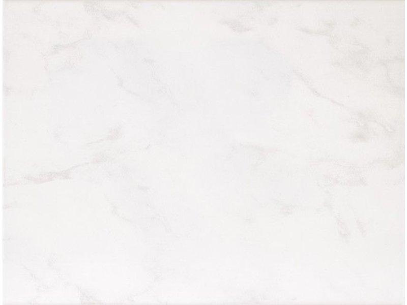 McTile Wandfliesen Faenza 2533175M Grau marmoriert, glänzend - 25x33 cm