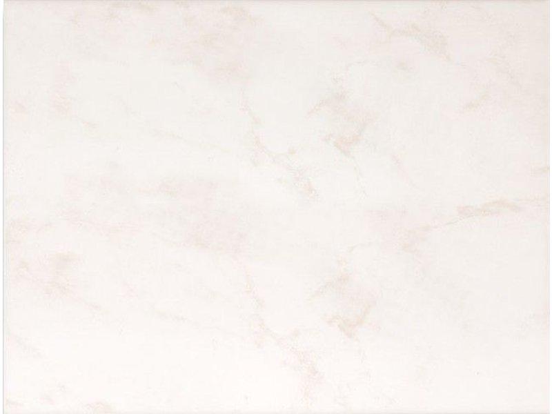 McTile Wandfliesen Faenza 2533178M Beige marmoriert, matt - 25x33 cm