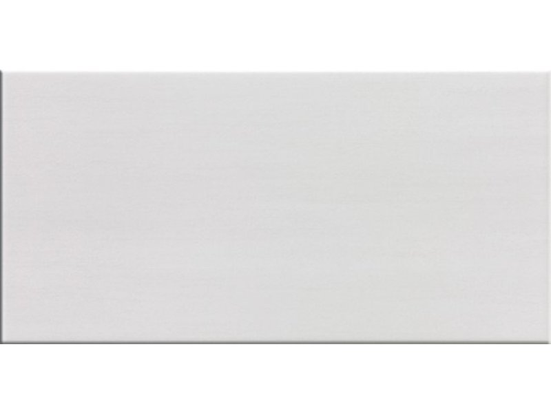 McTile Wandfliesen Fidenza 2550325S weiß-grau - 25x50 cm