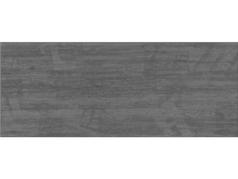 McTile Wandfliesen Fossano 2050202K Dekor geteert, strukturiert - 20x50 cm