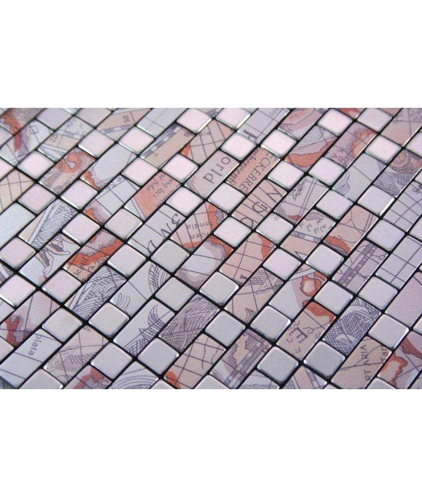 Selbstklebende Fliesen Problemlos Verlegen Mosaic Outlet